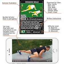 amazon com exercise cards strength stack 52 bodyweight workout