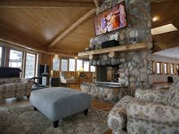 octagon homes interiors this howell home is more like a cabin