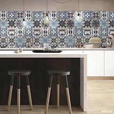 sticker pour carrelage cuisine autocollant carrelage cuisine 60 stickers adhsifs carrelages sticker
