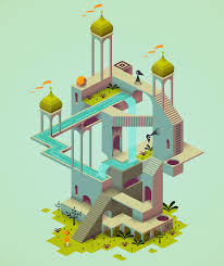 be your own architect by playing monument valley a stunning ios