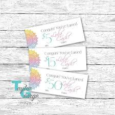 10 best gift certificate templates images on pinterest gift