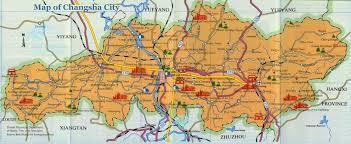 best tourist map of best changsha travel map detailed changsha tourist guide