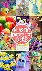 Jumbo Plastic Easter Eggs Decorations by Creative Things To Make Out Of Plastic Easter Eggs Crafty Morning