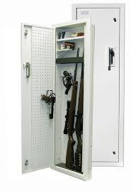 between the studs gun cabinet in wall gun cabinet best cabinets decoration
