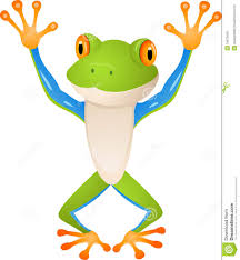 cartoon jumping frog clipart panda free clipart images