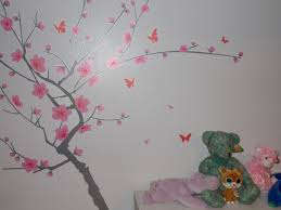 tiktak art removable cherry blossom japanese sakura tree wall it comes with the strong quality vinyl material stickers instructions and also scrapping card to remove any remaining air bubbles and to firmly stick it to