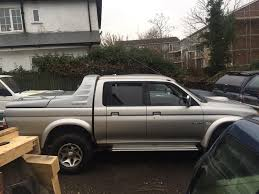 mitsubishi l200 2004 mitsubishi l200 2004 in hendon london gumtree