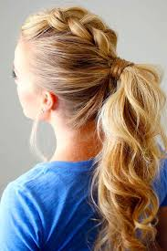 ponytail hairstyles for the 25 best sporty ponytail ideas on pinterest ponytail