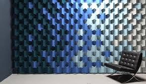 Fabric  Wall Covering Standouts From NeoCon - Wall covering designs