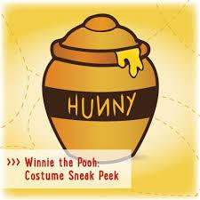 winnie pooh costume sneak peek