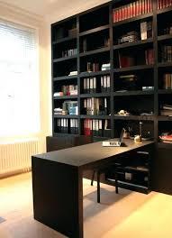 bibliothèque avec bureau intégré bibliothaque avec bureau integre bureau avec bibliotheque
