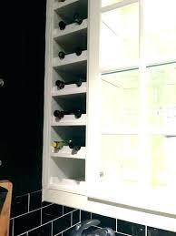 wine rack kitchen cabinet wine racks wine rack for inside cabinet convert wine rack kitchen