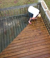 tips for staining your deck u2013 rhodes custom finishes painting company