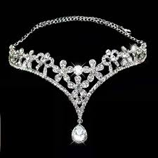 hair accessories for indian brides aliexpress buy silver color indian hair accessories