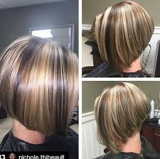 would an inverted bob haircut work for with thin hair 22 amazing layered bob hairstyles for 2018 you should not miss