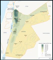 Gulf Of Aqaba Map Geography Climate And Population Fanack Water