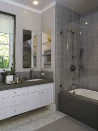 Rustic Small Bathroom by Bathroom Small Ideas With Tub And Shower Rustic Basement