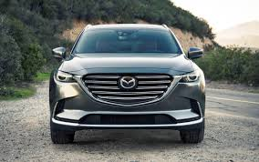 mazda new 2 2017 mazda cx 9 revealed gorgeous redesign lux cabin and new