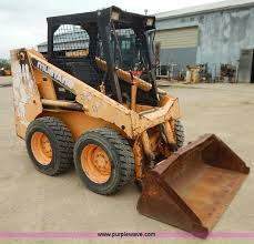 mustang bobcat 1996 mustang 2040 skid steer item j3867 sold july 15 ve