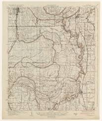 Map Of Hattiesburg Ms Mississippi Topographic Maps Perry Castañeda Map Collection Ut