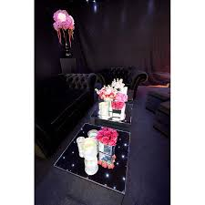 Mirrored Cube Vases Mirrored Cube Vases Hire And Style