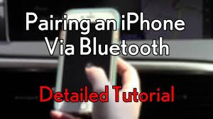 lexus dealership hingham how to pair an iphone via bluetooth in a 2016 lexus rx 350 youtube