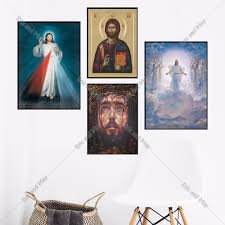 Jesus Home Decor by Online Get Cheap Paintings Jesus Christ Aliexpress Com Alibaba
