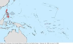 United States Map With Hawaii by File United States Pacific Map 1900 02 19 To 1900 06 14 Png