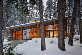 cabin plans modern modern houses charming cottage by deforest in washington state