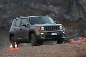 tan jeep renegade jeep might create an suv smaller than the renegade