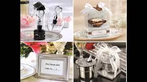 simple wedding party favor ideas youtube