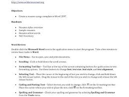 Resume Words To Avoid Resume Resume Word Format India How To Make A On Templates 1