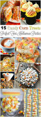 15 candy corn treats perfect for halloween parties