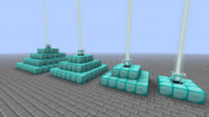 beacon pyramids and high places from minecraft wiki