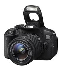 buy canon eos 700d 18 mp dslr camera with 18 55 mm 55 250 mm
