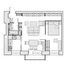 house plan 3 beautiful homes under 500 square feet square house