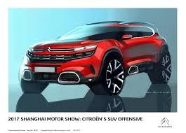 the motoring world citroen at the shanghai motor show new model