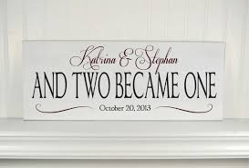 wedding gift signs personalized wedding gift for couples wood sign with couples