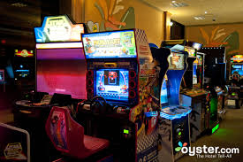 arcade at kids activities at the disney u0027s polynesian resort