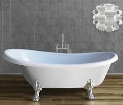 vasca da bagno vasca da bagno completa modello romantica it fai da te