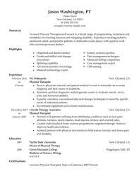 Resume Template For A Job by Impactful Professional Healthcare Resume Examples U0026 Resources