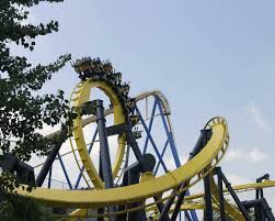 Six Flags Rides New Jersey Batman The Ride Six Flags Great Adventure