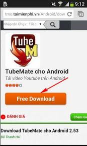 tubemate downloader android free tubemate with android for free tubemate 2 2 6