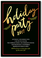 christmas invitations christmas invitations christmas party invitations shutterfly