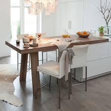 cuisine coin repas îlot de cuisine et coin repas l union idéale inspiration cuisine
