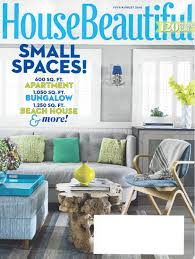 house beautiful magazine house beautiful july august 2016 issue lillian august