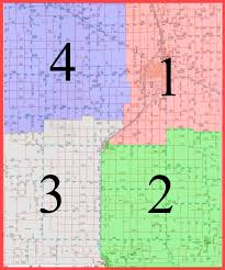 Texas Precinct Map County Maps
