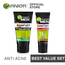 Garnier Acno Fight Whitening Serum garnier acno fight wasabi foam 100 m daftar update harga