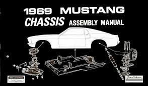 1967 mustang restoration guide mustang assembly manuals