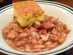 southern with a twist ham bone pinto beans